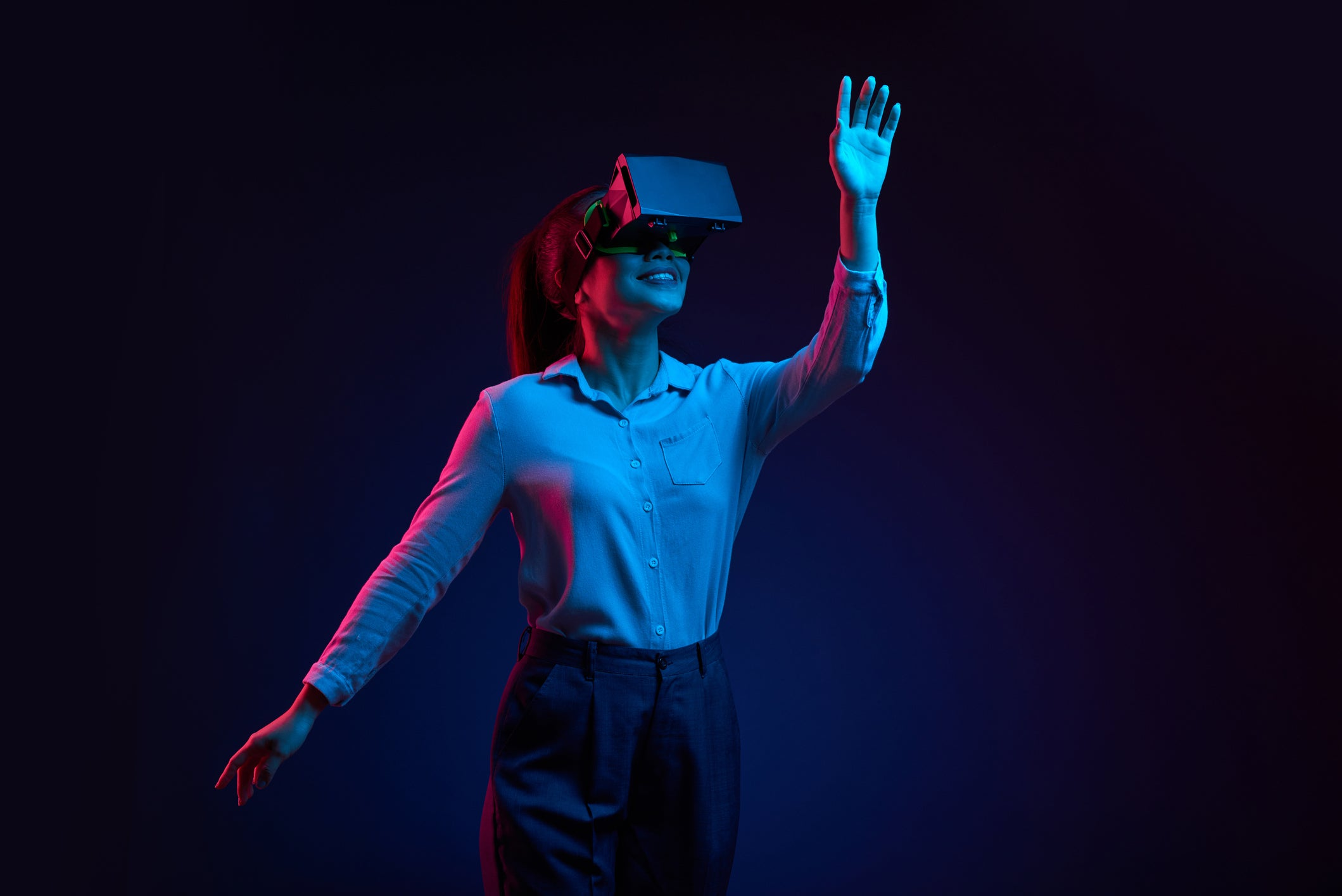 Virtual reality is a real game-changer